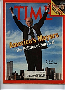 Time Magazine - June 15, 1981 (Image1)