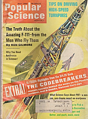 Popular Science -  May 1968 (Image1)