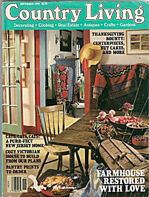 Country Living -  November 1990 (Image1)