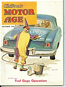 Chilton's Motor Age -  October 1952 (Image1)