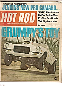 Hot Rod magazine - July 1970 (Image1)