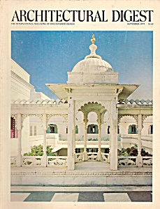 Architectural Digest - September 1979