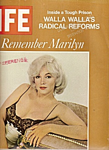 Life magazine - September 8, 1972 MARILYN MONROE (Image1)