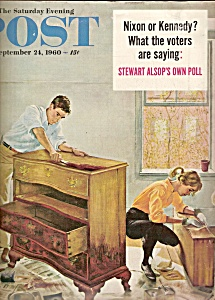 Saturday Evening Post September 24, 1960 (Image1)