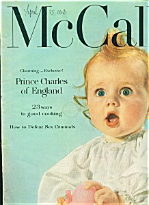 McCall's magazine - April 1952 (Image1)