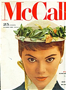 McCall's Magazine -  February 1954 (Image1)
