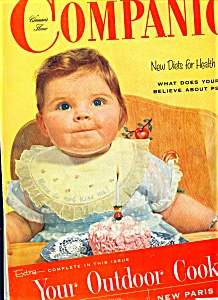 Woman's Home Companion -  May 1955 (Image1)