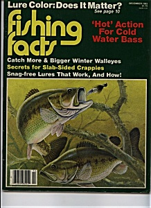 Fishing Facts - December 1983 (Image1)