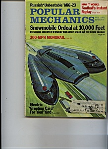 Popular Mechanics - November 1971 (Image1)