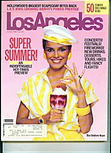 Los Angeles magazine -  June 1985 (Image1)