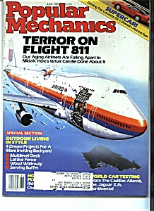 Popular Mechanics - June 1989 (Image1)