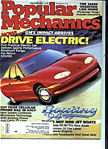 Popular Mechanics - FEbruary 1994 (Image1)