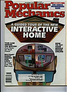 Popular Mechanics - November 1994 (Image1)