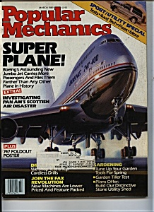 Popular Mechanics   March 1989 (Image1)