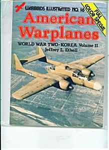 American Warplanes -  1983 (Image1)