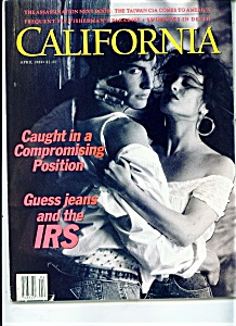 California magazine -  April 1989 (Image1)