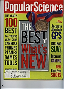Popular Science - December 1996 (Image1)