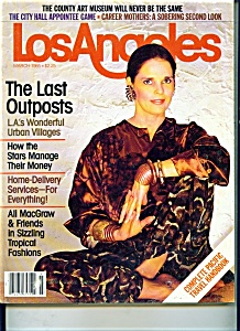 Los Angeles magazine - March 1985 (Image1)