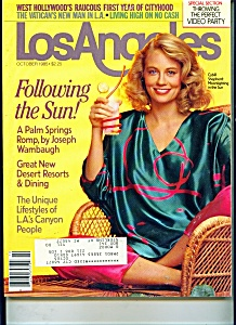 Los Angeles magazine -  ;October 1985 (Image1)