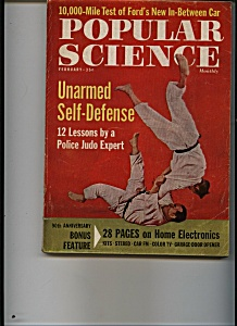 Popular Science - February  1962 (Image1)