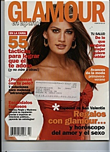 Glamour SPANISH - February 2003 (Image1)