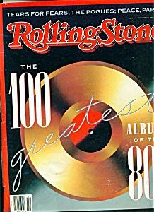Rolling Stone magazine- November 16, 1989 (Image1)
