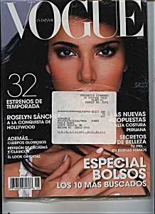 Vogue SPANISH Magazine  - May 2003 (Image1)