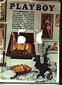 Playboy - January 1964 (Image1)