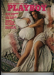 Playboy Magazine - October 1973 (Image1)