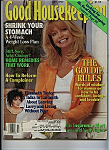 Good Housekeeping - July 1997 (Image1)