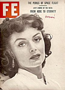Life Magazine - August 31, 1953 Donna Reed