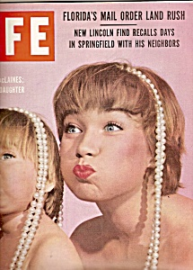 Life Magazine - February 9, 1959 Shirley Maclaine