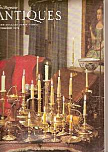Antiques Magazine - September 1979