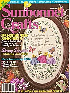 Sunbonnet crafts -  Spring 1994 (Image1)