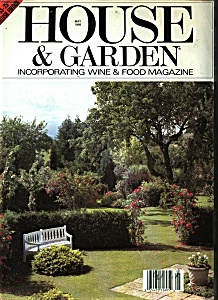 House & Garden -May 1989 (Image1)