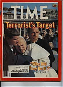Time - May 25, 1981