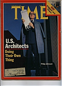 Time Magazine - January 8, 1979