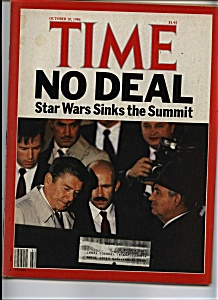 Time Magazine - October 20, 1986 (Image1)