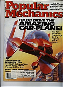 Popular Mechanics - August 1994 (Image1)