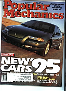 Popular Mechanics - October 1994 (Image1)