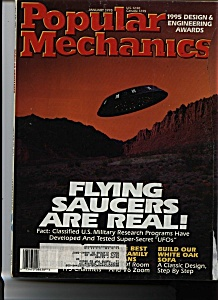 Popular Mechanics - January 1995 (Image1)