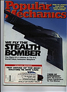 Popular Mechanics - October 1995 (Image1)