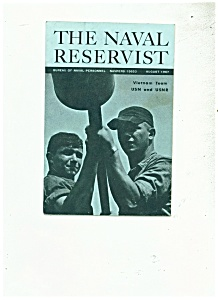 The Naval Reservist - August 1967