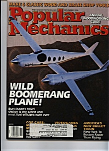 Popular Mechanics = November 1996 (Image1)
