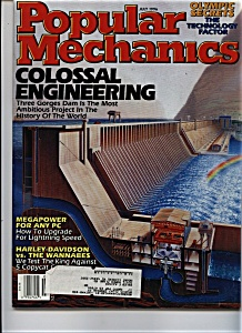 Popular Mechanics - July 1996 (Image1)