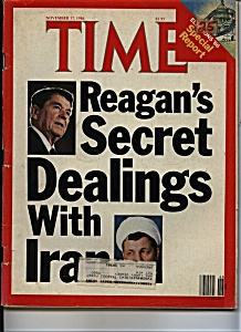 Time Magazine - November 17, 1986 (Image1)