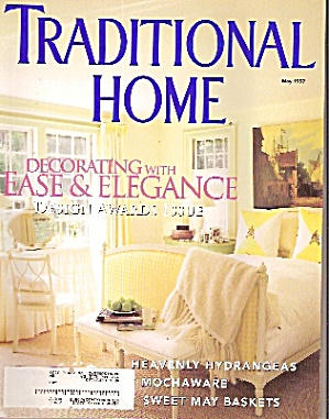 Traditional Home Magazine -  May 1997 (Image1)
