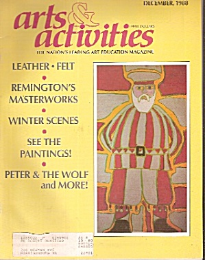 Arts & Activities - December 1988 (Image1)