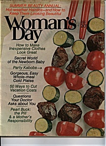 Woman's Day - July 1968