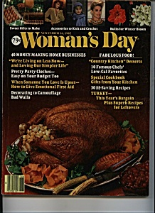 Woman's Day -  November 16, 1982 (Image1)
